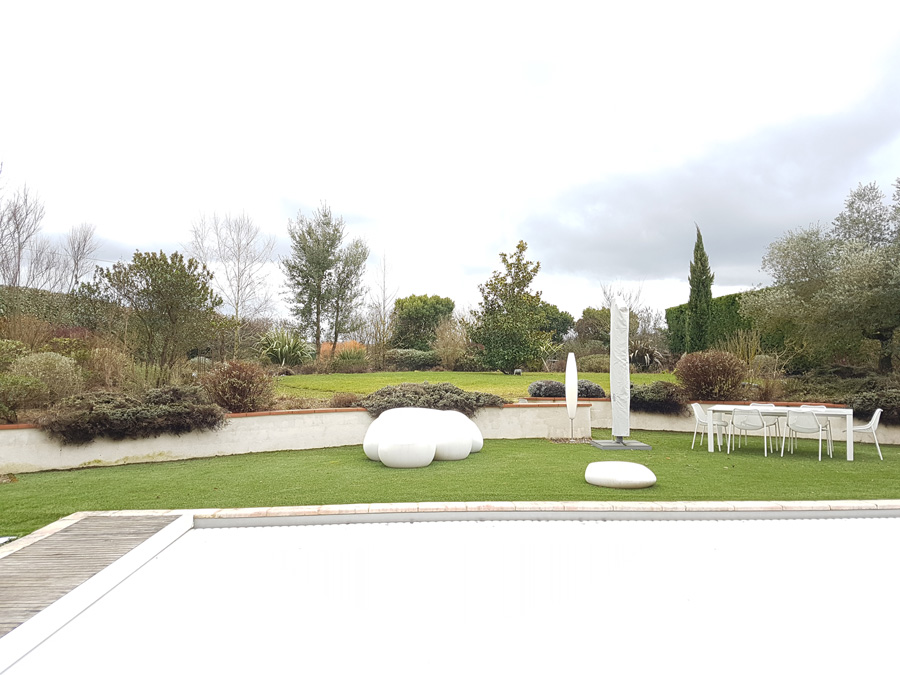 Aménagement paysager à Toulouse